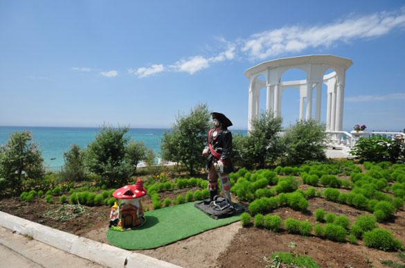 Развлечения на отдыхе в Николаевке в Крыму